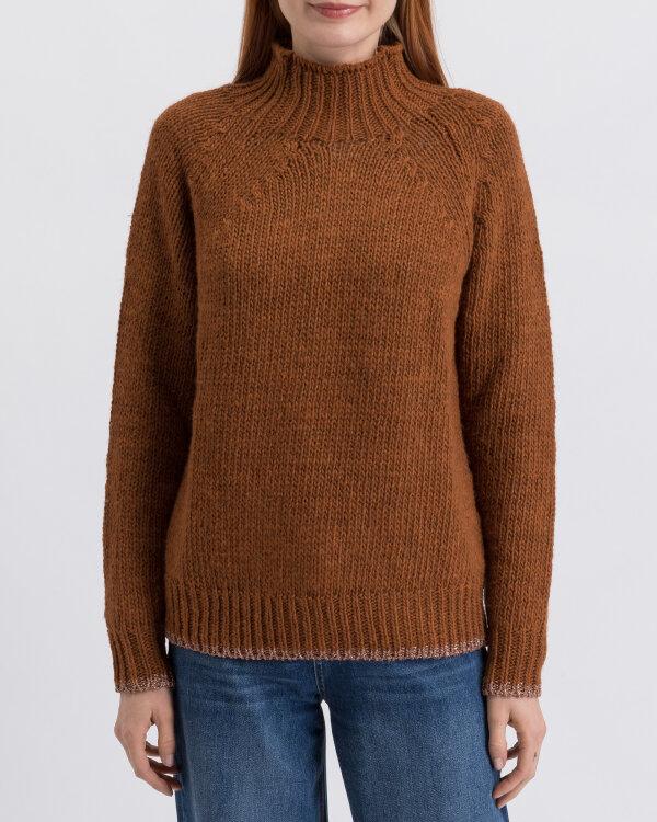 Sweter Campione 2512210_121010_43400 brązowy