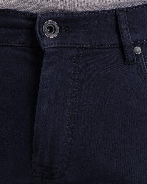 Spodnie Bugatti 46328_8 3034_380 granatowy