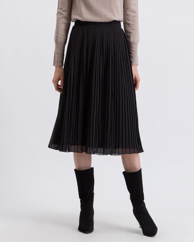 Spódnica Na-Kd 1018-000478_BLACK czarny - fot:1
