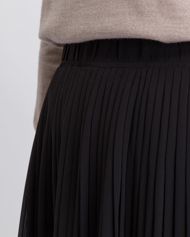 Spódnica Na-Kd 1018-000478_BLACK czarny - fot:2