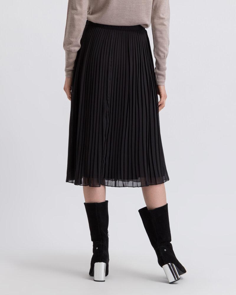 Spódnica Na-Kd 1018-000478_BLACK czarny - fot:3