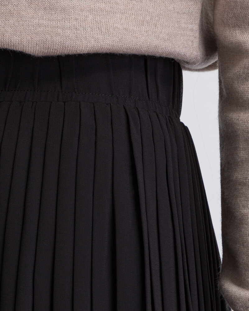 Spódnica Na-Kd 1018-000478_BLACK czarny - fot:4