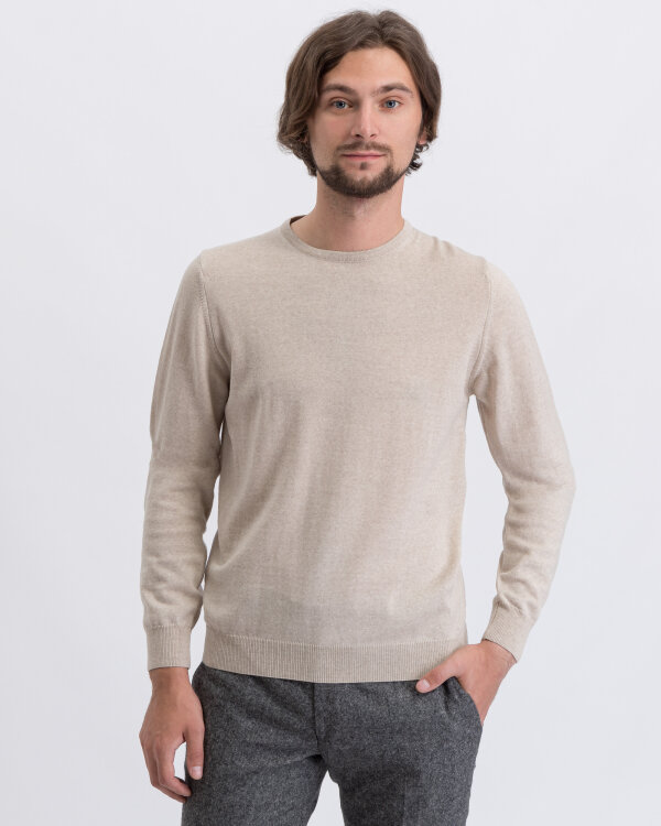 Sweter Stenströms 422280_1355_205 beżowy