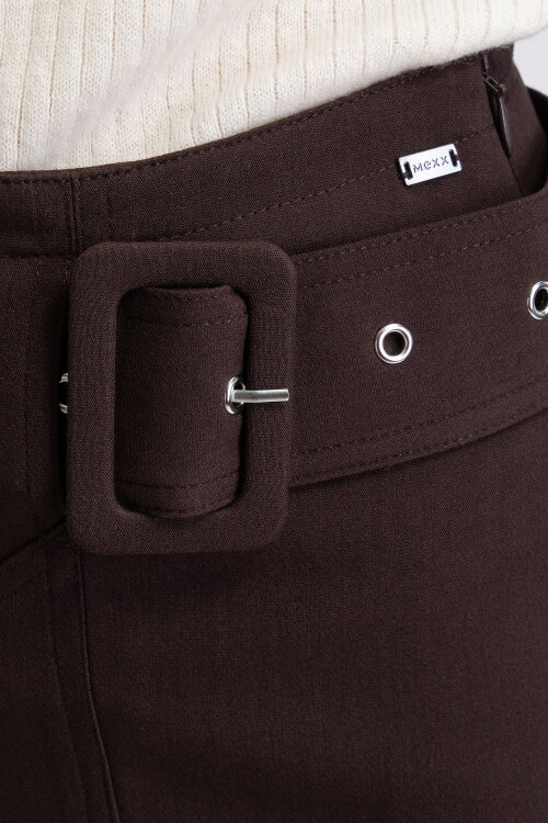 Spódnica Mexx 74130_191106 brązowy