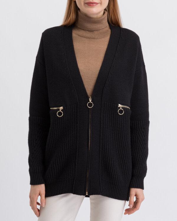 Sweter Trussardi Jeans 56M00220_0F000401_K299 czarny