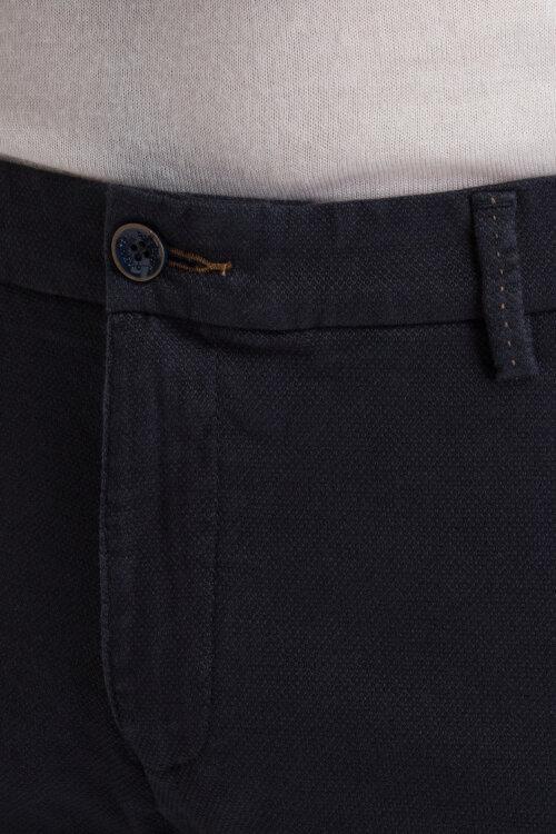 Spodnie Bugatti 46354_4 4810_390 granatowy