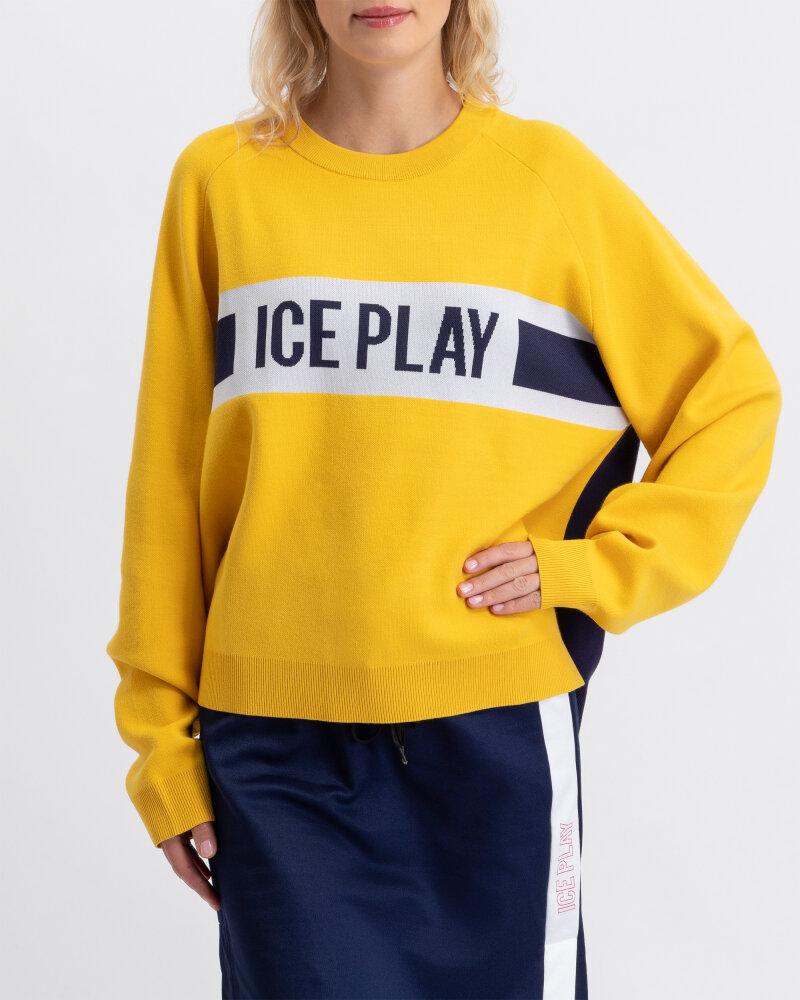 Sweter Ice Play U2MA015_9011_3182 żółty - fot:1