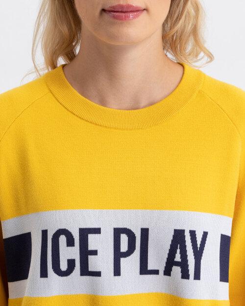 Sweter Ice Play U2MA015_9011_3182 żółty
