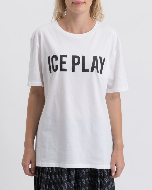 T-Shirt Ice Play U2MF086_P430_1101 biały