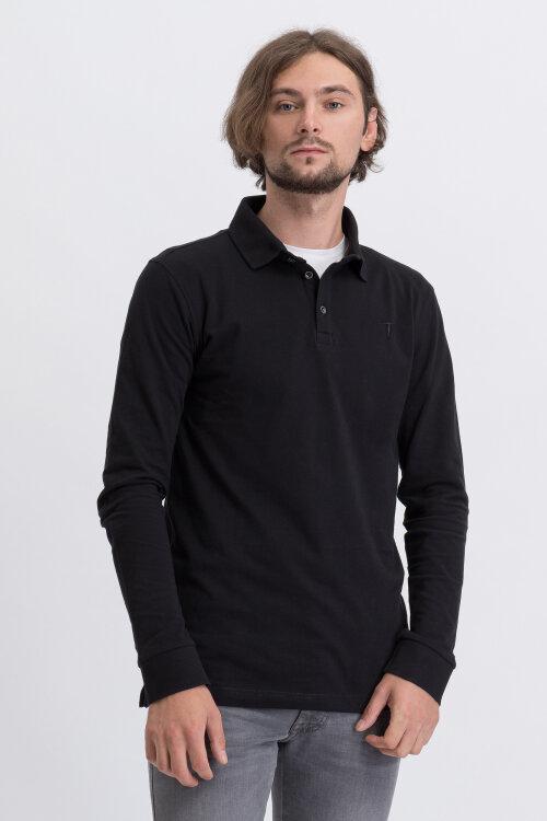 Polo Trussardi Jeans 52T00290_1T003108_K299 czarny