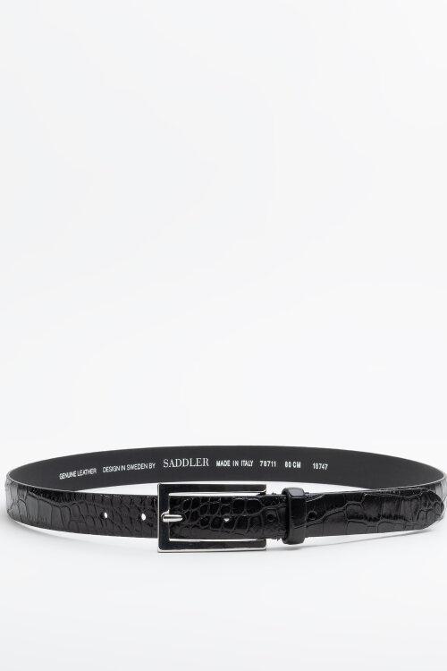 Pasek Saddler 767110001_BLACK czarny