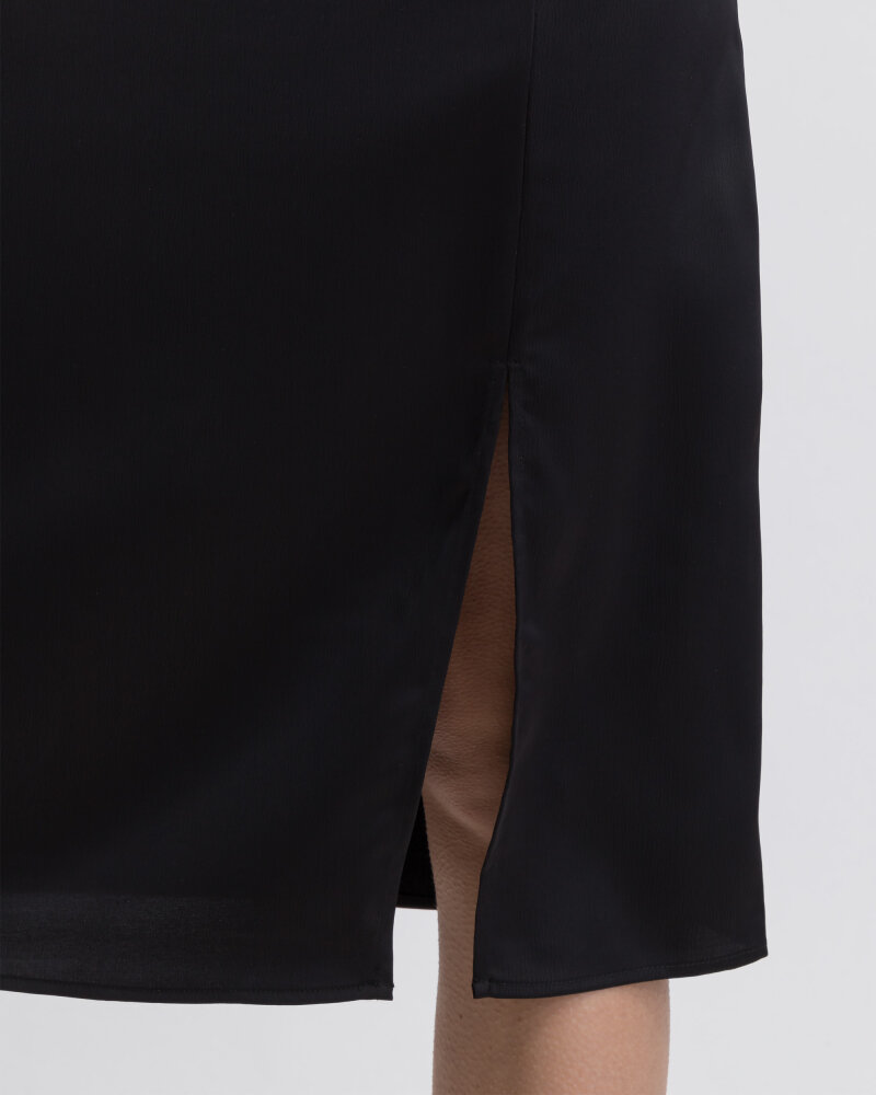 Spódnica Na-Kd 1018-003224_BLACK czarny - fot:2
