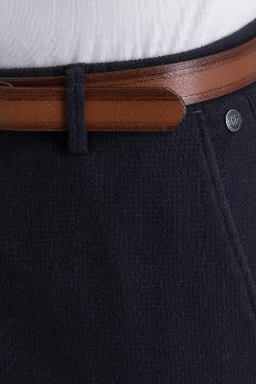 Spodnie Club Of Gents 92-246M1 / 239243_63 granatowy