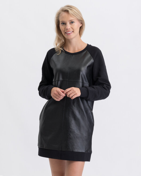 Sukienka Trussardi Jeans 56D00321_1T003041_K299 czarny