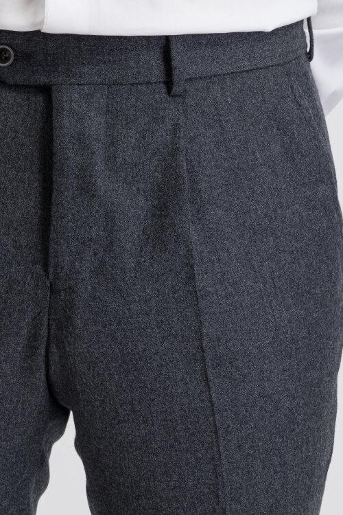 Spodnie Cavaliere 20AW19311_Asher CLAY pleat-U_98 szary
