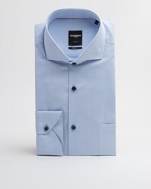 Koszula Otto Hauptmann G9A145/2_ niebieski