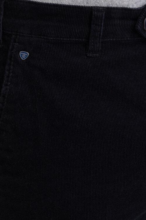 Spodnie Brühl Parma_0319130160100_690 granatowy