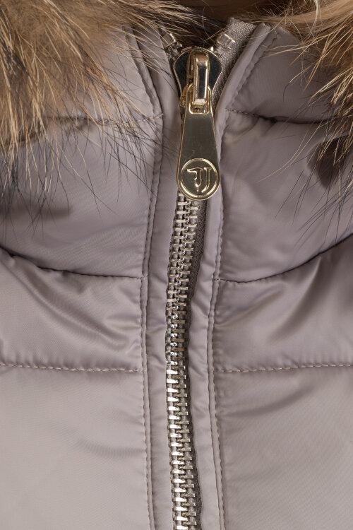 Kurtka Trussardi Jeans 56S00358_1T002741_E155 jasnoszary