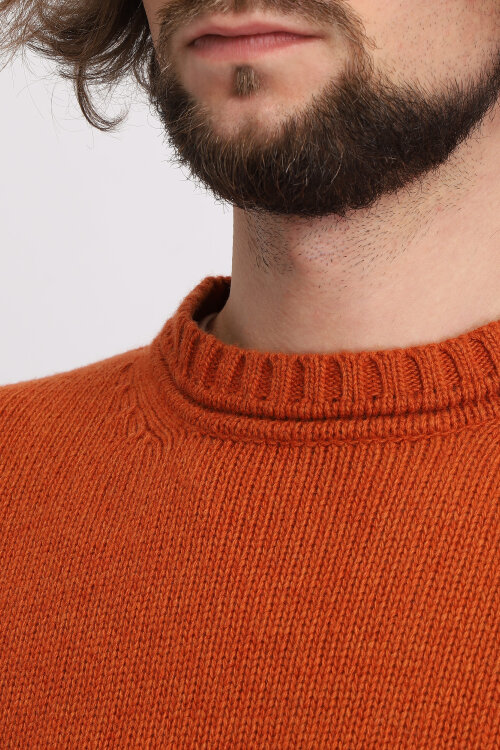 Sweter Daniel Hechter 65005-192801_180 pomarańczowy