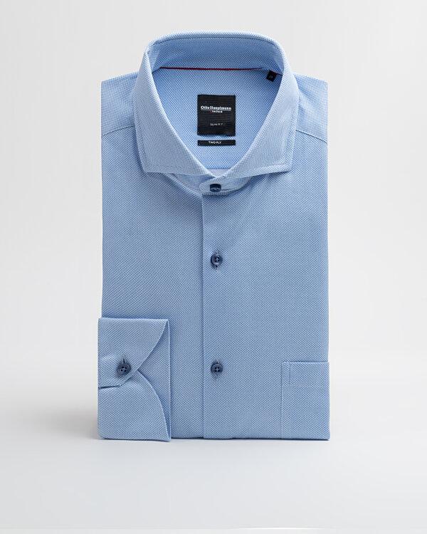Koszula Otto Hauptmann G9A147/1_ niebieski
