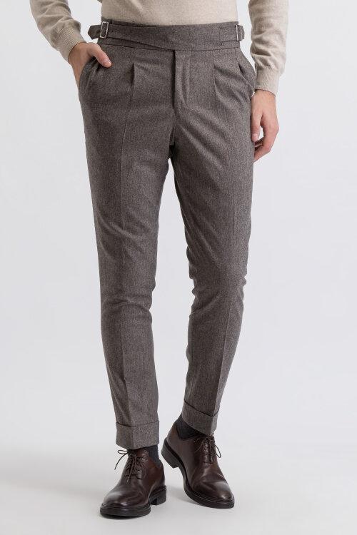 Spodnie Cavaliere 20AW19330_Iker trs_50 beżowy