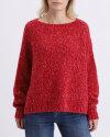 Sweter Fraternity JZ19_74_ROSSO czerwony