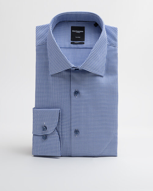 Koszula Otto Hauptmann G9A146/2_ niebieski