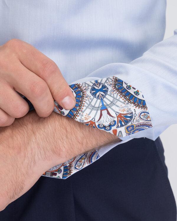 Koszula Eton 1000_00065_21 niebieski