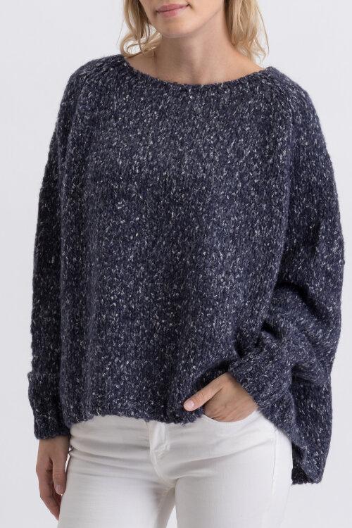 Sweter Fraternity JZ19_74_BLUE granatowy