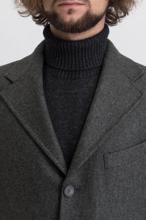 Płaszcz Cavaliere 75AW19220_Russell Coat_90 szary