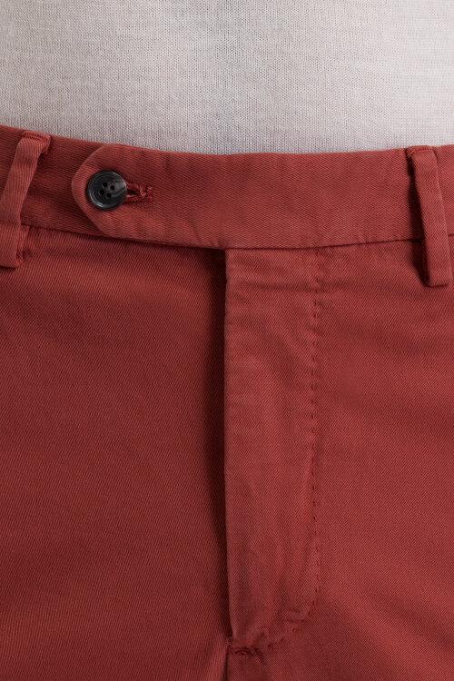 Spodnie Oscar Jacobson DANWICK 5176_4305_605 czerwony