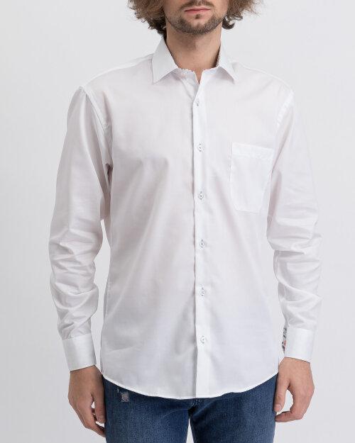Koszula Seven Seas FINE TWILL W/BIRDY_001 biały