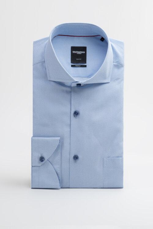 Koszula Otto Hauptmann G9A145/1_ niebieski