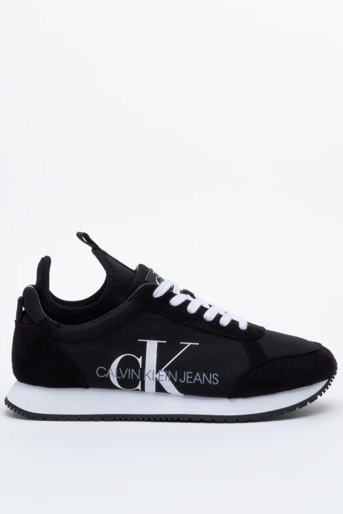 Buty Calvin Klein B4R0825001_JOSSLYN_001 czarny