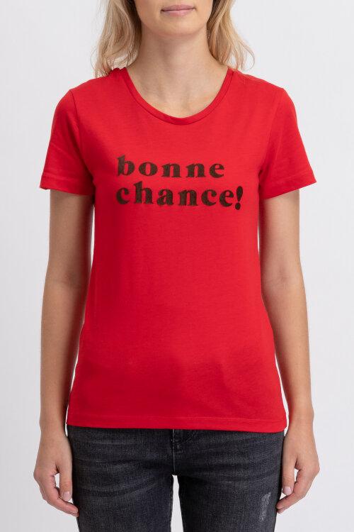 T-Shirt Mexx 73620_181659 czerwony