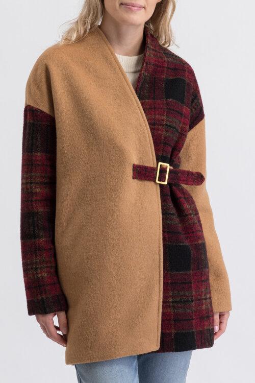 Płaszcz Mexx 73004_318367 brązowy