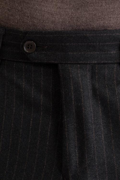 Spodnie Cavaliere 20AW19513_Wesley Clay U-P_50 szary
