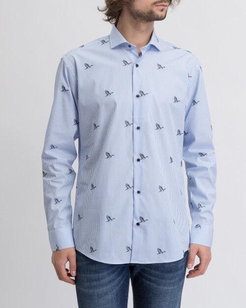 Koszula Seven Seas DUCK_700 niebieski