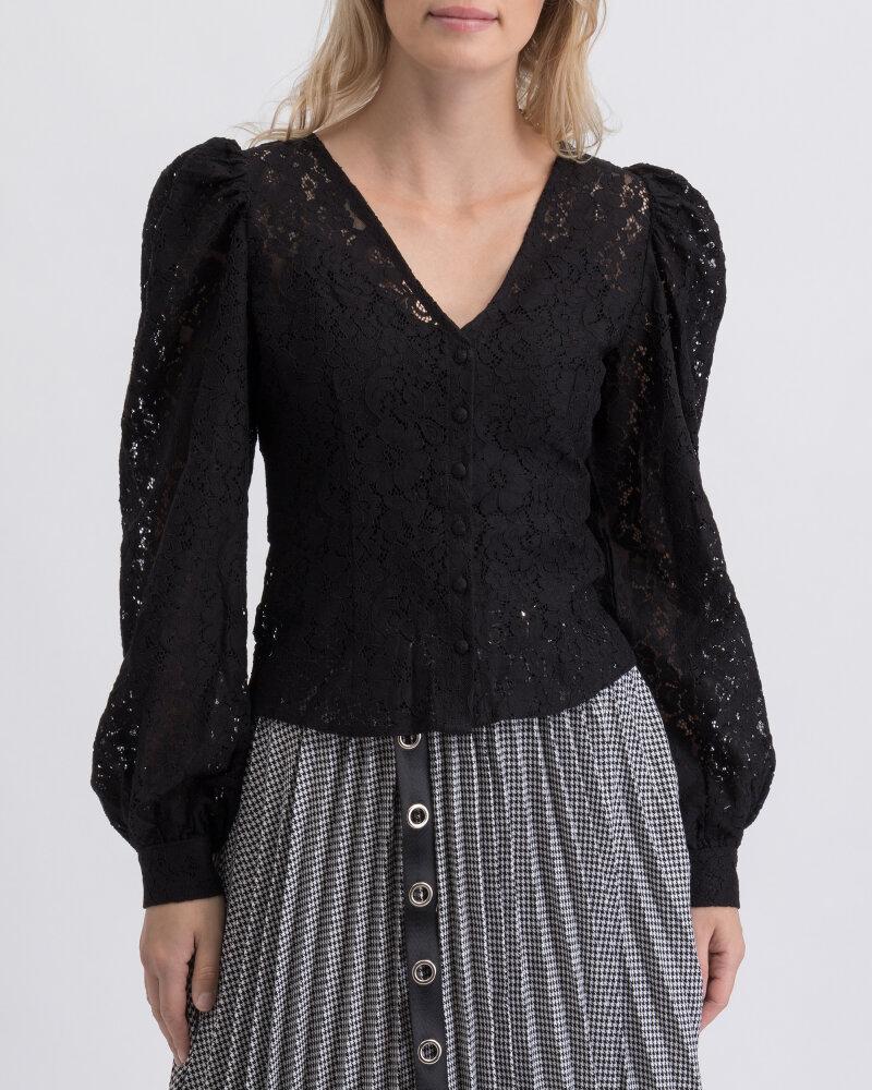 Bluzka Na-Kd 1018-003221_BLACK czarny - fot:1