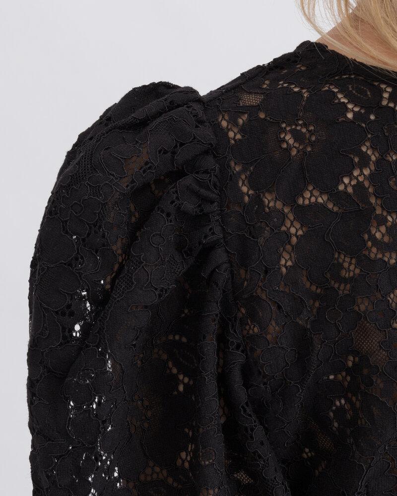 Bluzka Na-Kd 1018-003221_BLACK czarny - fot:6