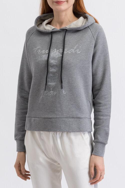 Sweter Trussardi Jeans 56F00072_1T002268_E155 jasnoszary