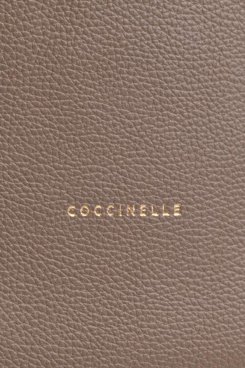 Torba Coccinelle E1 EBA 13 02 01_N75 beżowy