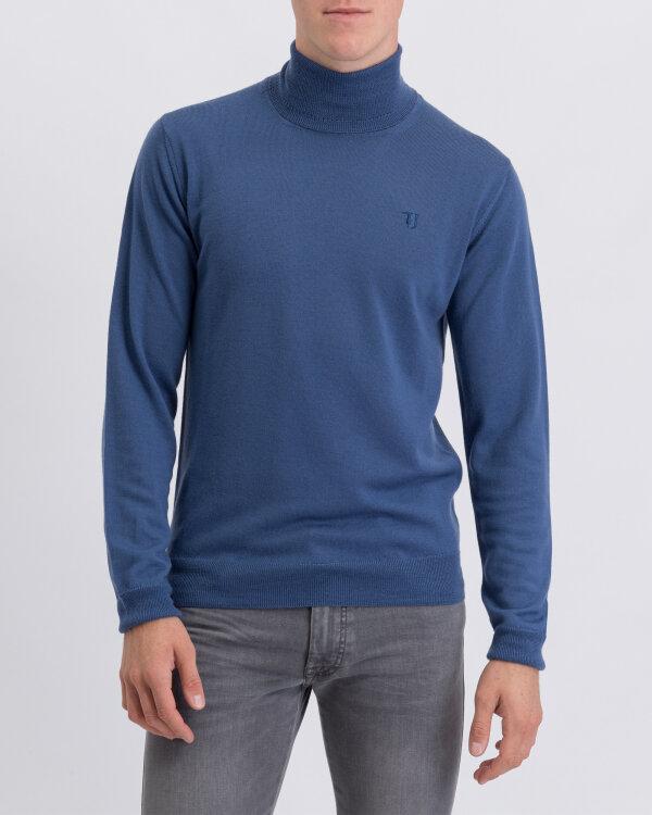 Sweter Trussardi Jeans 52M00258_0F000422_U240 niebieski