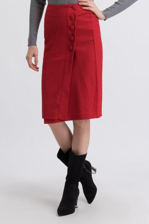 Spódnica Mexx 74114_181659 czerwony