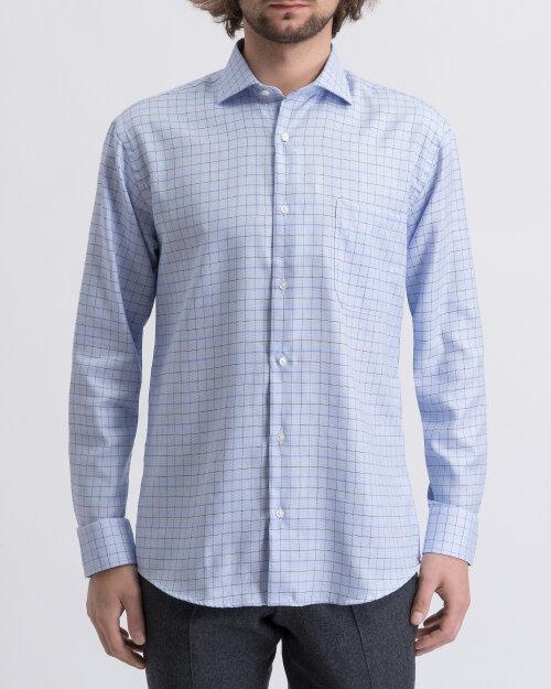 Koszula Seven Seas LOGAN_760 niebieski