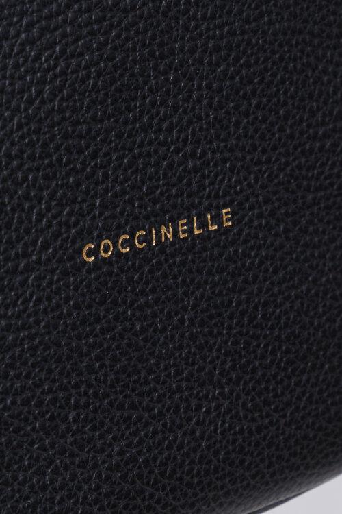 Torba Coccinelle E1 EBA 13 02 01_001 czarny