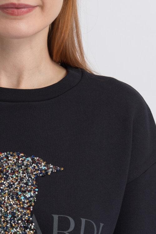 Sweter Trussardi Jeans 56F00073_1T003041_K299 czarny