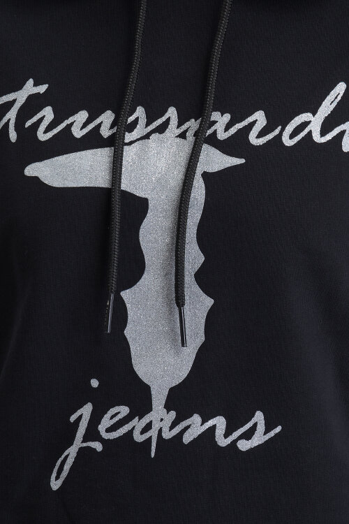 Bluza Trussardi Jeans 56F00072_1T002268_K299 czarny