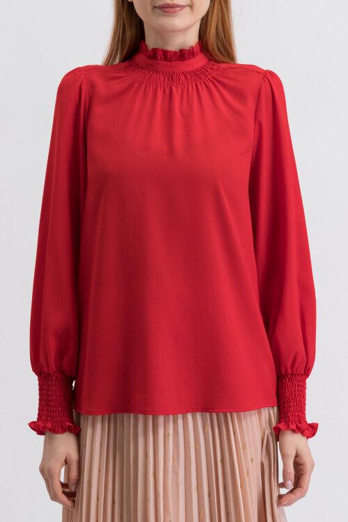 Bluza Hallhuber 0-1920-33260_413 czerwony
