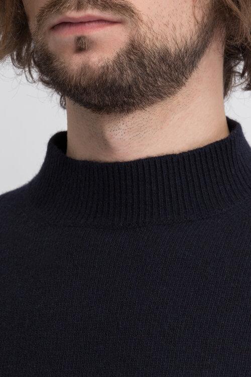 Sweter Oscar Jacobson SAM 6893_4954_210 czarny